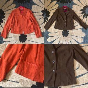 Jackets & Blazers - Bundle of Fall 🍁 Blazers